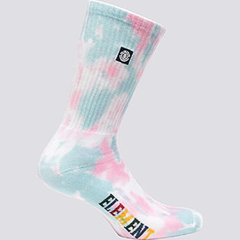 Носки Element Resplend Tie Dye