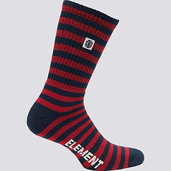 Носки Element Resplend Red Stripe