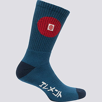 Носки Element Tokyo Legion Blue