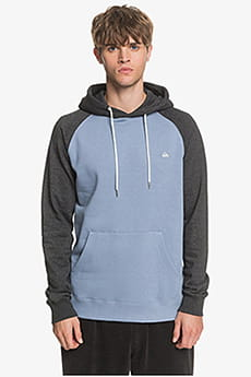 Толстовка кенгуру QUIKSILVER Everydayhood Stone Wash