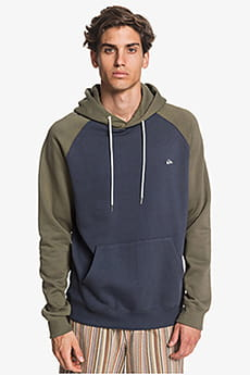 Толстовка кенгуру QUIKSILVER Everydayhood Blue Nights