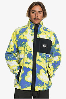 Куртка QUIKSILVER Ogpolarfjkt Tie Dye Polar
