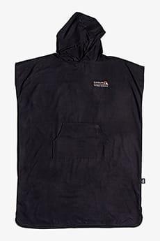 Полотенце с капюшоном QUIKSILVER Minipacktwl Black