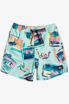 Шорты детские QUIKSILVER Vacvlyyth14 Beach Glass 1