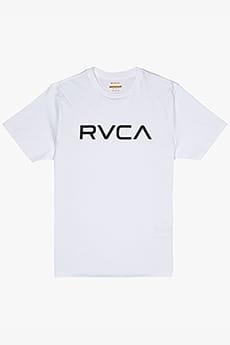 Футболка Rvca Big Rvca Ss White