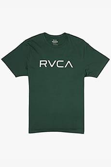 Футболка Rvca Big Rvca Ss Green