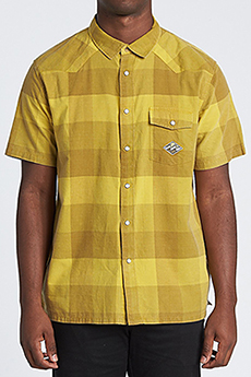 Рубашка Billabong Four Doors Mellow Yellow