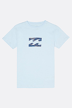 Футболка детская Billabong Team Wave Tee Boy Coastal