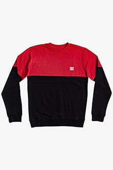 Джемпер детский DC Shoes Rebel Sl Crew B Racing Red