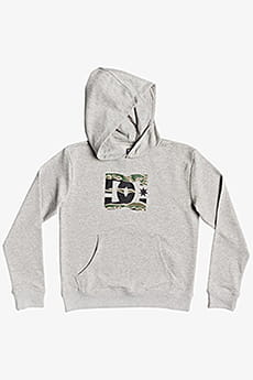 Джемпер детский DC Shoes Ph Boy Otlr Grey Heather/Camo