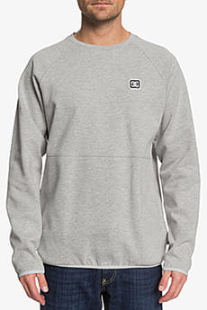 Джемпер DC Shoes Statford Crew M Otlr Grey