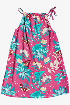 Платье детское Roxy Dress Pink Flambe Sunnypla