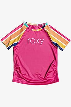 Гидрофутболка детская Roxy Maui Monaco Blue Pong