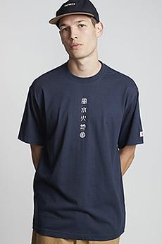 Футболка Element Yuki Indigo