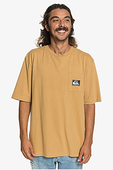 Футболка QUIKSILVER Oglabltss Cll0 Iced Coffee