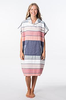 Пончо женское Rip Curl Hood Towel Keep On Surfin Navy