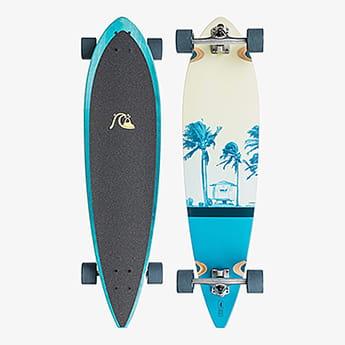 Скейтборд в сборе QUIKSILVER Paradise Ykb0