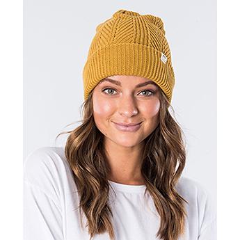 Шапка женская Rip Curl Coco Beanie Mustard