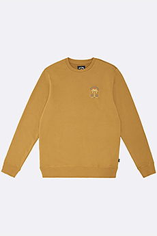 Джемпер Billabong Shooner Crew Gold-57
