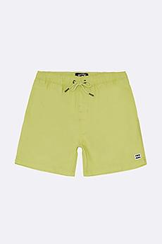 Шорты детские Billabong Для Плавания All Day Boy Neon Yellow-70