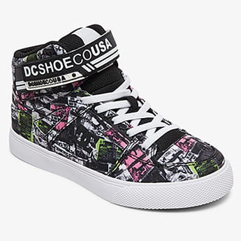 Кеды детские DC Shoes Pure Txse Ev Mlt Multi