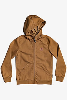Толстовка детская DC Shoes Ellis Jacket Lb B Nnw0 Dc Wheat