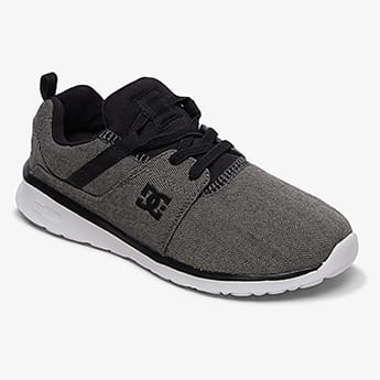 Кроссовки DC Shoes Heathrow Tx Se Dark Grey