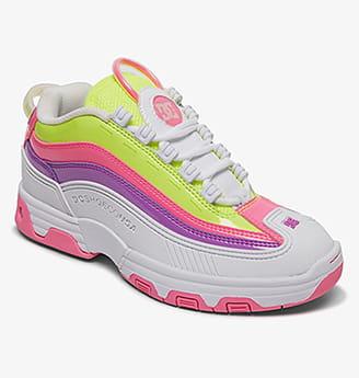 Кроссовки детские DC Shoes Legacy Og J Multi
