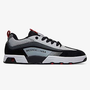 Кроссовки DC Shoes Legacy98 Slm M Black/Grey/Red