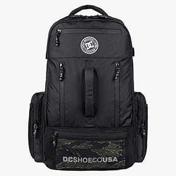 Рюкзак DC Shoes Double Trouble M Kvj0 Black