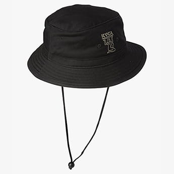 Панама Rvca Ancient Bucket Black
