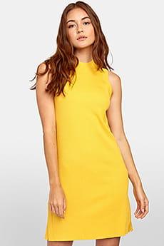 Платье женское Rvca Lemmon Dress Amber