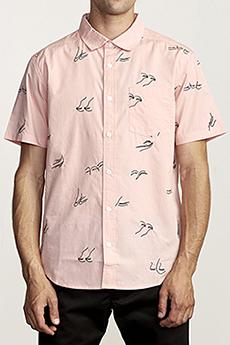 Рубашка Rvca Johanna Gestures Ss Pink-110