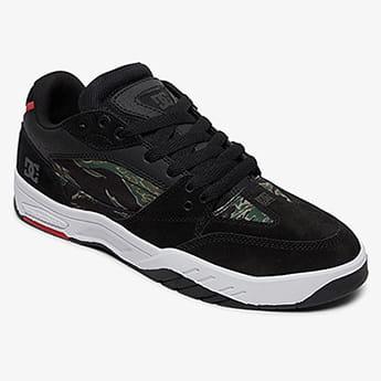 Кроссовки DC Shoes Maswell Black/Camo-10