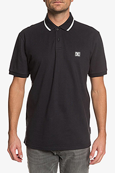 Поло DC Shoes Stoneybr Black