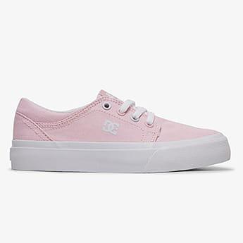 Кеды детские DC Shoes Trase Tx Light Pink