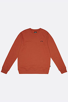 Джемпер Billabong Original Arch Crew Burnt Orange