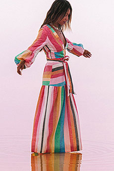 Платье женское Billabong Mix It Up Multi