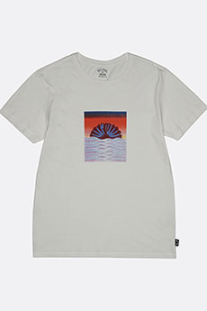 Футболка Billabong Sunset Tripper Tee Snow