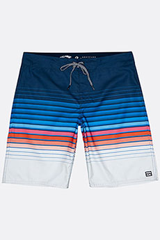 Бордшорты Billabong All Day Stripe Og Navy
