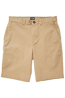 Шорты Billabong Carter Dark Khaki