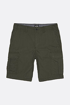 Шорты Billabong Scheme Cargo Military