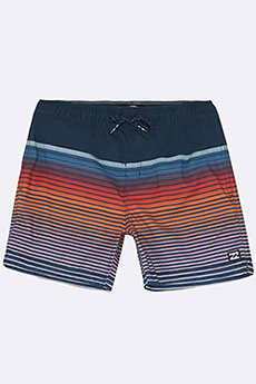 Бордшорты детский Billabong All Day Stripe Boy Dusty Blue
