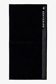 Полотенце QUIKSILVER Linepacktwl Black