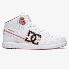 Кеды детские DC Shoes University Md S J White/Pink
