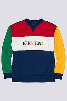 Джемпер детский Element Blocky Cr Boy Multi