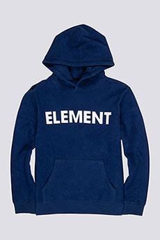 Толстовка классическая детская Element Reverse Hood Boy Blue Depths