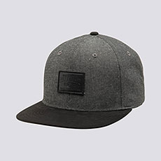 Бейсболка Element Collective Cap A Black Chambray