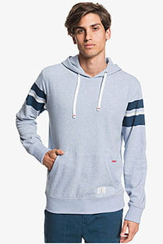 Толстовка QUIKSILVER Errotahoodie M Otlr Bkjh Stone Wash Heather