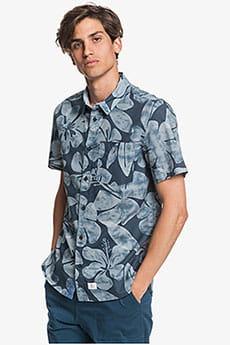 Рубашка QUIKSILVER Sabledorss M Wvtp Bsm6 Majolica Blue